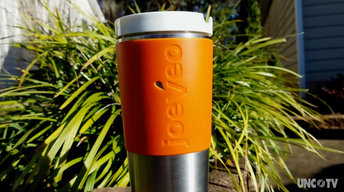 How this insulated mug keeps coffee hot for hours