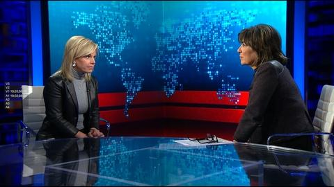 Amanpour on PBS -- Amanpour:  Gretchen Carlson and Barry Diller