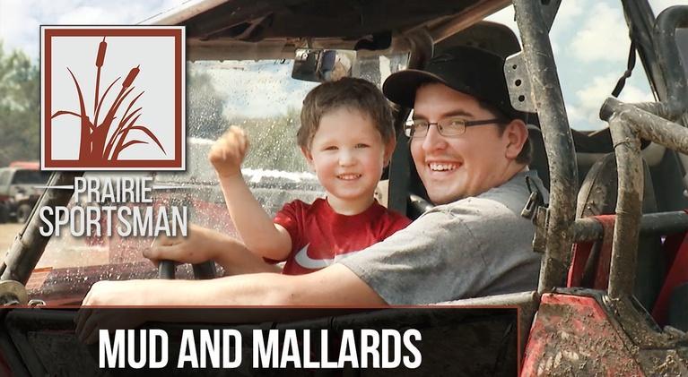 Prairie Sportsman: Mud and Mallards