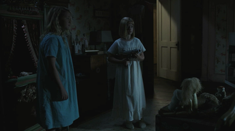 """The young stars of """"Annabelle: Creation"""""""