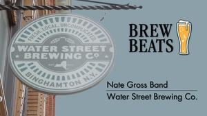 The Nate Gross Band at Water Street Brewing Co.