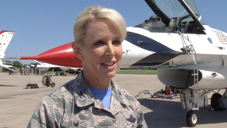 Living St. Louis: Scott AFB Centennial