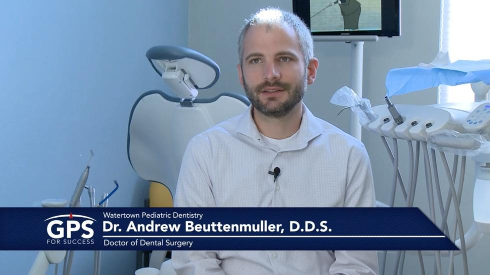 Dr. Andrew Beuttenmuller, D.D.S. Extended Interview image