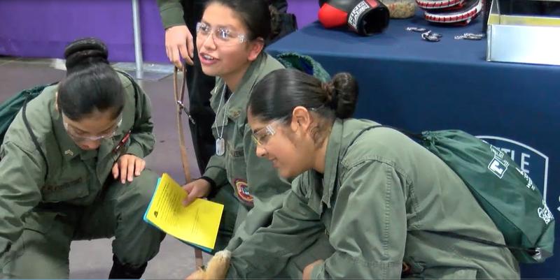 Cadet Job Fair