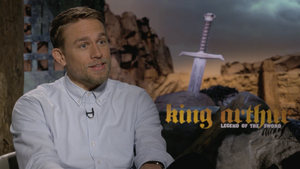 "Charlie Hunnam for ""King Arthur: Legend of the Sword"""