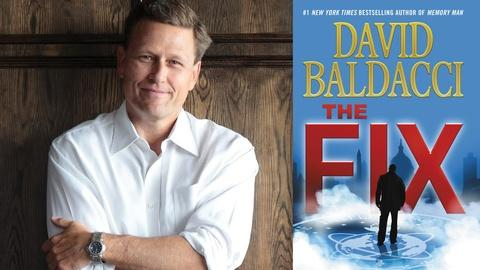Book View Now -- David Baldacci | 2017 National Book Festival