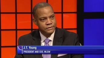 MLGW CEO J.T. Young