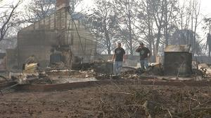 Rebuilding After the Wildfires, Kathryn Steinle Murder Trial