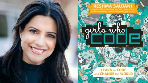 Book View Now -- Reshma Saujani | 2017 National Book Festival