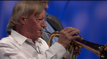 Don Fortner Plays Taps