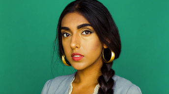 Poet Rupi Kaur reaches new audiences in a new way