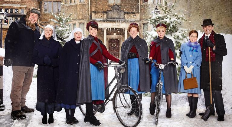 Call the Midwife: Holiday Special 2017 | Official Trailer