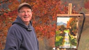 A Day In Vermont With Artist Peter Huntoon Ep 1