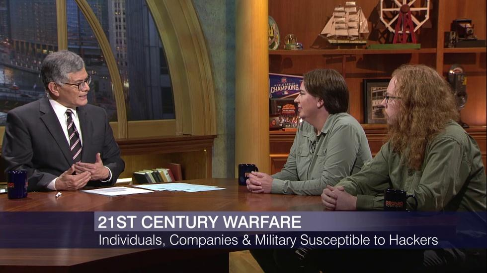 What Will Cyber Warfare of the Future Look Like? image