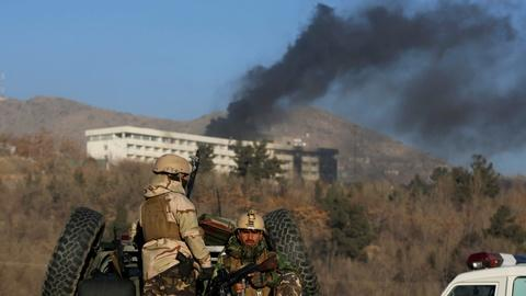 PBS NewsHour -- What's behind recent Taliban attacks in Afghanistan?