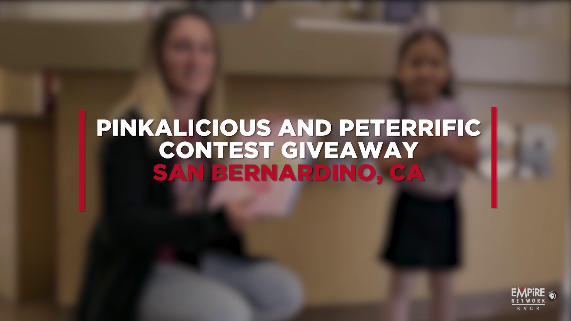 Pinkalicious and Peterrific Contest Giveaway