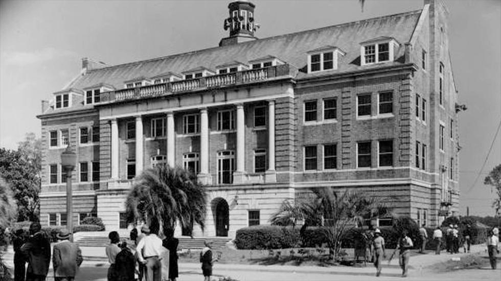 The Era of FAMC President William Gray image