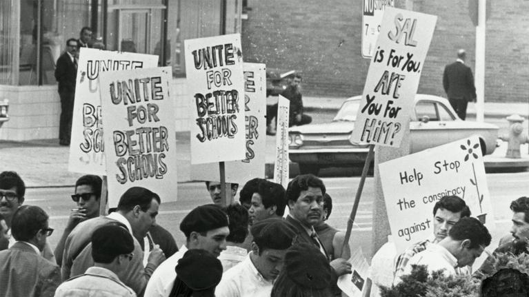The Rise and Fall of the Brown Buffalo: The Chicano Rights Movement