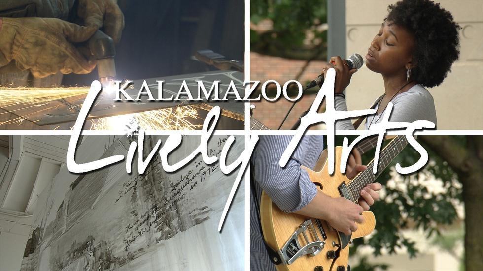 Kalamazoo Lively Arts - S03E01 image