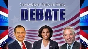 Syracuse Mayoral Democratic Debate