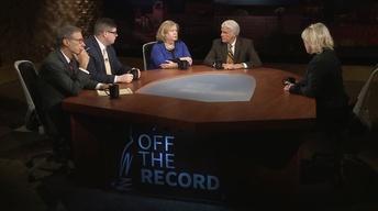 Sen. Margaret O'Brien | Off the Record OVERTIME |2/2/18