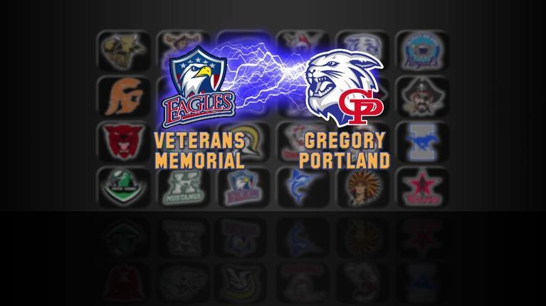 Challenge!: VETERANS MEMORIAL VS. GREGORY-PORTLAND