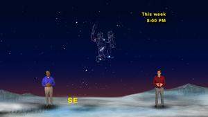 """Elvis in the Sky"" Feb 5-11th 5 Min"