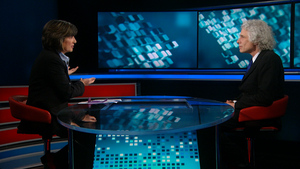Amanpour: Steven Pinker and Ev Williams