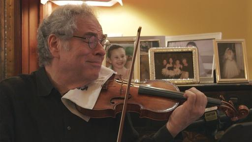 American Masters : Itzhak | About the Film | American Masters | PBS
