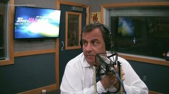 Christie talks accomplishments and regrets on radio show