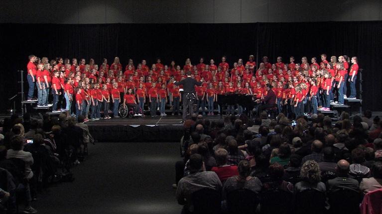 SDPB Specials: 2017 Elementary Honor Choir