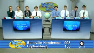 Belleville-Henderson vs. Ogdensburg 2017