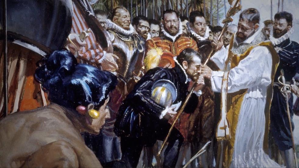 The First Thanksgiving Was Actually in St. Augustine image