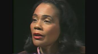 Coretta Scott King on the Process of Social Change