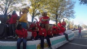 ROOTLE went to the Raleigh Winter Parade!