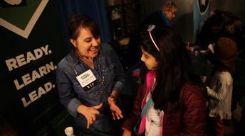 Learning Math Through Play with WKAR Family!