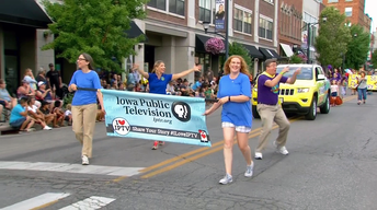 2017 Iowa State Fair Parade