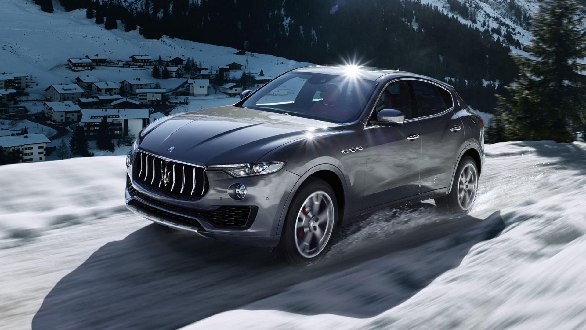 2017 Driver's Choice Awards & 2017 Maserati Levante