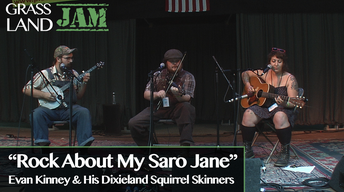 "Dixieland Squirrel Skinners ""Rock About My Saro Jane"""