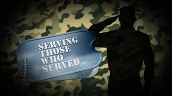 """Serving Those Who Served"""