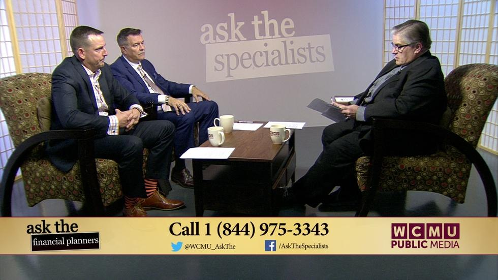 Ask the Financial Planner image