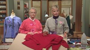 Best Sweatshirt Makeovers, Part One Encore Presentation