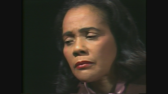 Coretta Scott King on Martin Luther King, Jr. as a Symbol