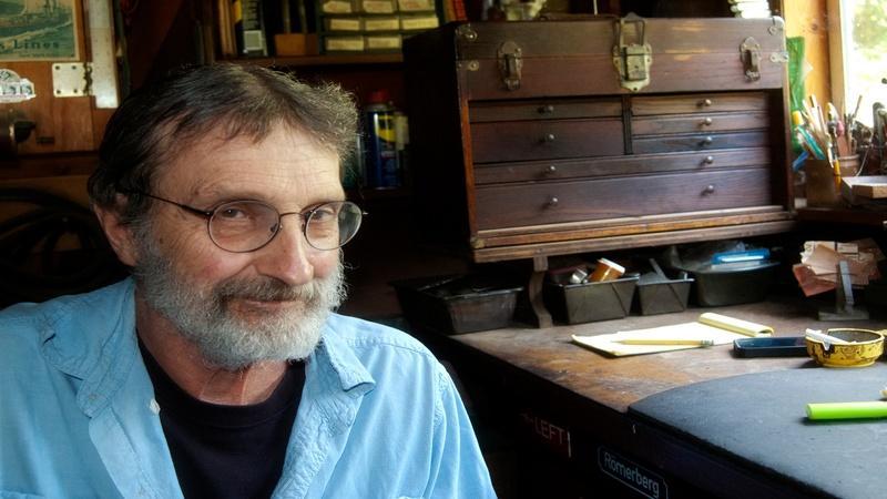 Barry Wheeler: Ohio Heritage Fellow
