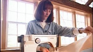 Floorcloths/Grafting Apple Trees/Wood Creations
