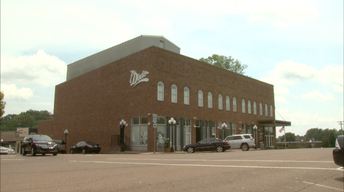 The Dixie Carter Performing Arts Center
