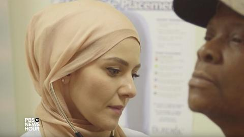 PBS NewsHour -- How a Muslim group is rebuilding a Chicago community