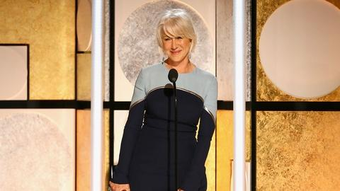 Great Performances -- Helen Mirren Receives Career Achievement Honor