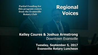 Regional Voices: Kelley Coures & Joshua Armstrong