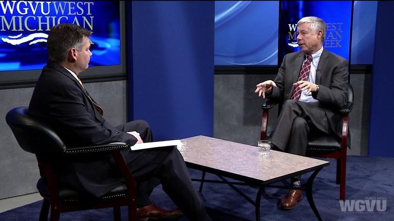 West Michigan Week: U.S Representative Fred Upton #3714